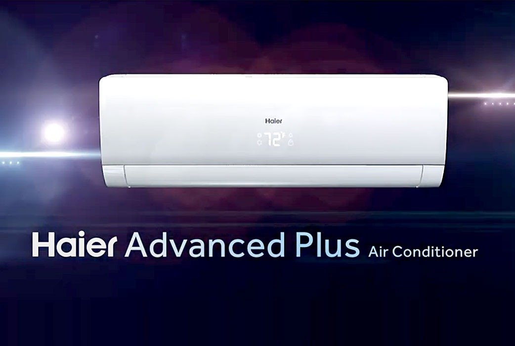 Haier Ductless Video - Haier Advanced Plus Air Conditioner