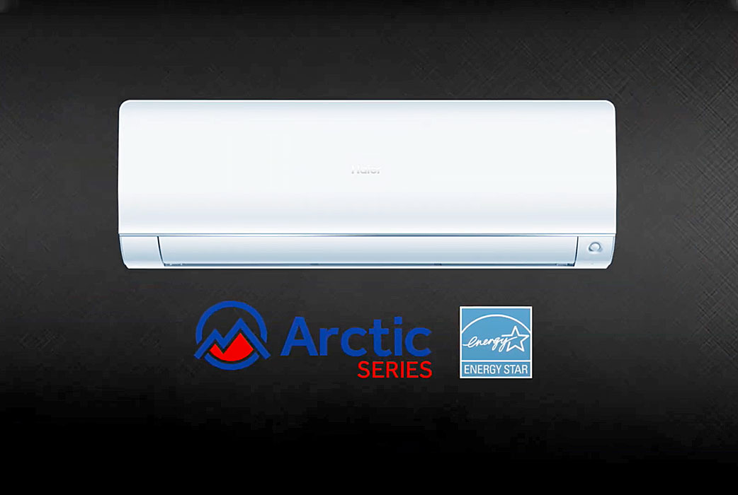 Watch Haier Ductless Arctic Next Gen Series Video