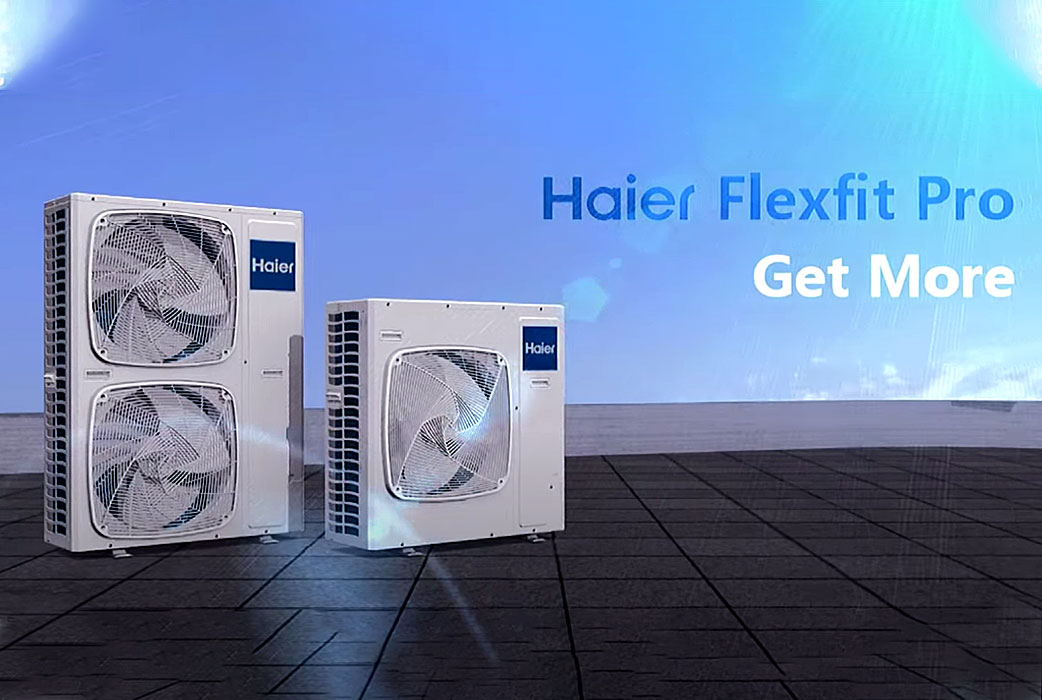 Haier Ductless Video - FlexFit Pro Series