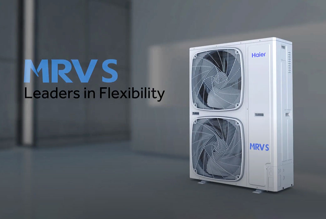 Watch Haier Ductless MRV-S Series video