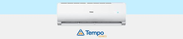Photo of Haier Ductless Single Zone Tempo Series Wall Mount AC Unit