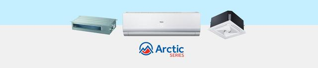 Photo of Haier Ductless Arctic Multi Series AC Units