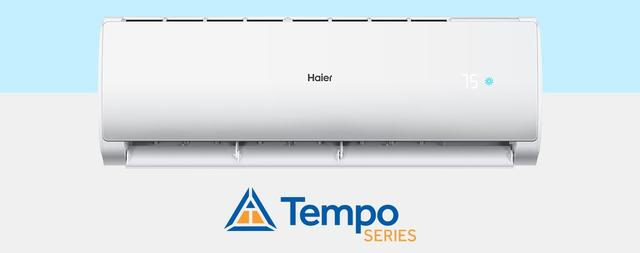 Haier Tempo Series Ductless Air Conditioners on