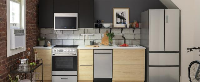 Haier small space urban kitchen
