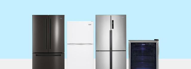 refrigerator buying guide - refrigerator examples shown