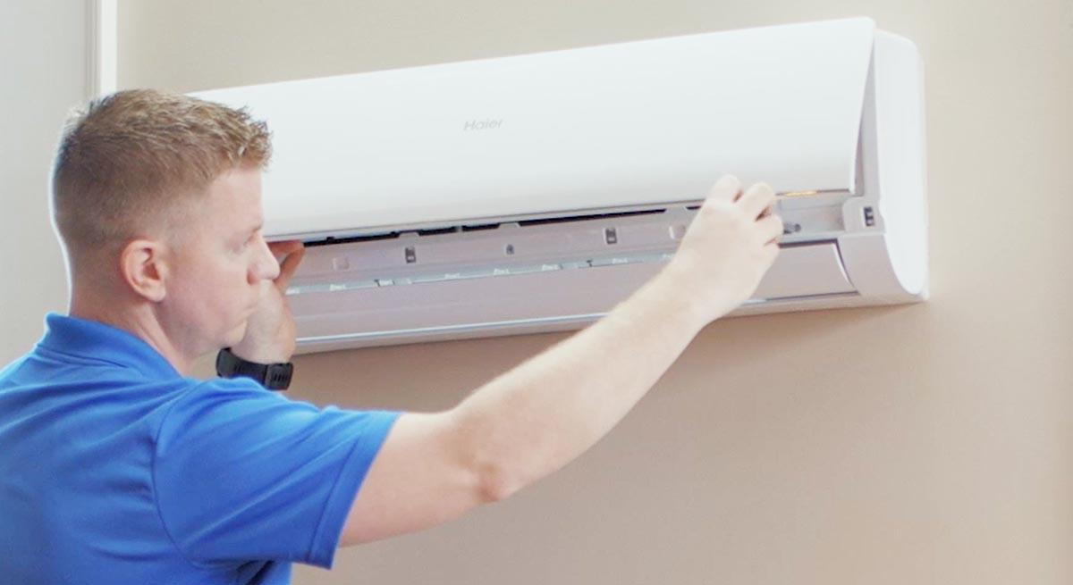 Haier Ductless Air Conditioning