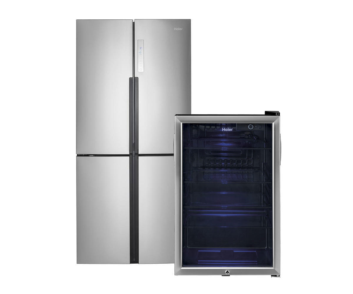 Haier small space refrigerators