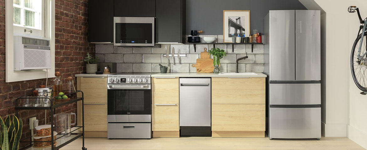Picture of Haier Small Space Kitchen Appliances